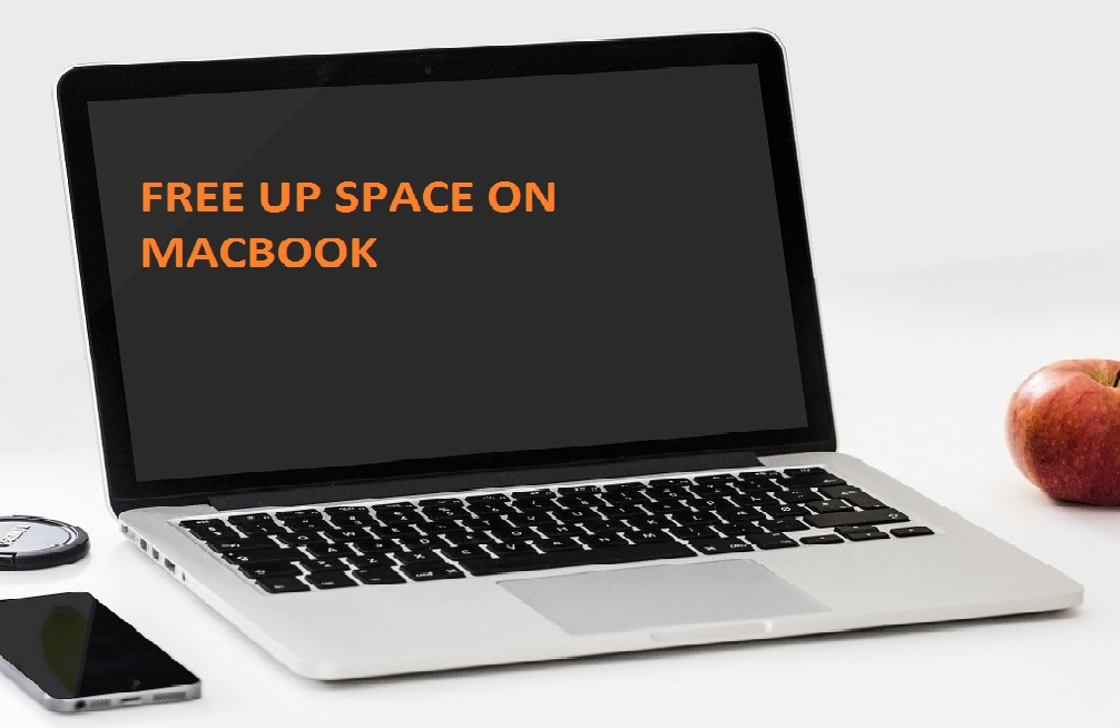 Free up space on MACBook